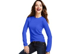 Charter Club  - Cashmere Long Sleeve Crew Neck Sweater