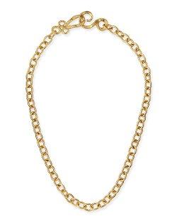 Stephanie Kantis - Gold Plated Tudor Chain Necklace