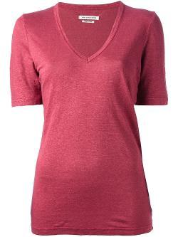 Isabel Marant Étoile - V-neck T-shirt