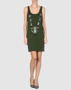 Viva Vena! by Vena Cava - Jersey Short Dress