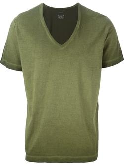 Diesel - V-Neck T-Shirt