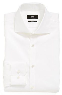 Hugo Boss - Sharp Fit Dress Shirt