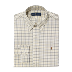 Polo Ralph Lauren - Checked Cotton Poplin Shirt