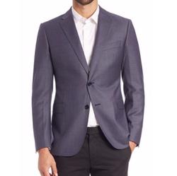 Armani Collezioni  - Small Check Sportcoat