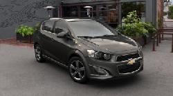 Chevrolet  - Sonic Hatchback RS