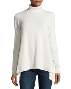 Neiman Marcus - Cashmere Turtleneck Sweater