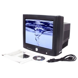 Dell - CRT TV Monitor