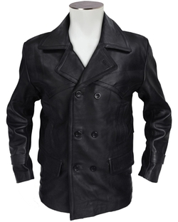 The American Fashion - Doctor Who Leather Coat