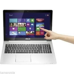 ASUS  - 15.6-Inch Touch-Screen Laptop Core 8GB Memory 1TB HDD Windows 8