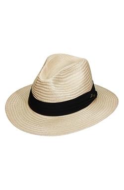 Tommy Bahama - Balibuntal Straw Safari Hat