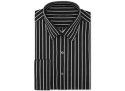 Sean John  - Bold Stripe French Cuff Shirt
