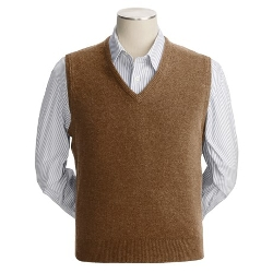 Johnstons of Elgin - Scottish Cashmere Vest