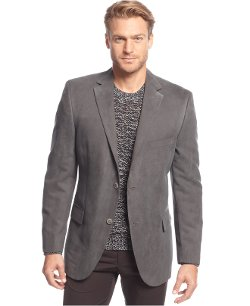 Club Room  - Microsuede Sport Coat