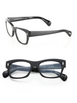 Oliver Peoples X The Row  - Square Optical Glasses