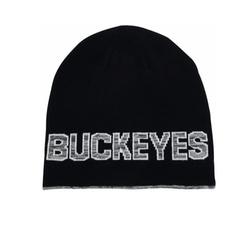 Nike - Ohio State Buckeyes Reversible Beanie Knit Hat
