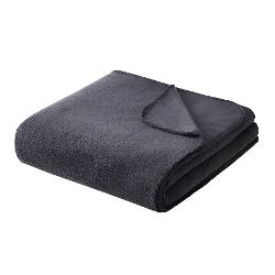 Intelligent Design  - Solid Microfleece Blanket