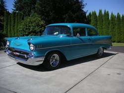 Chevrolet - 1957 210 Coupe Car