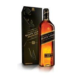 Johnny Walker - Black Label Blended Scotch Whisky