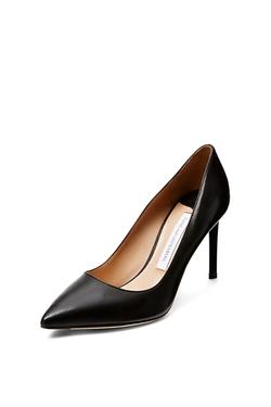 Diane Von Furstenberg - London Leather Pumps