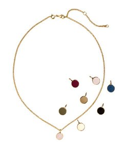 H & M - Necklace with Pendant