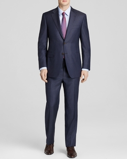 Canali  - Siena Stripe Classic Fit Suit