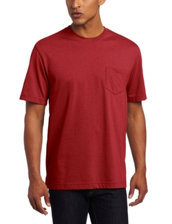 Izod  - Basic Solid Crew Neck T-Shirt