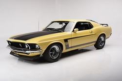 Ford  - 1969 Mustang Coupe
