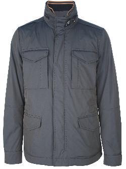 HOGAN  - Padded field jacket