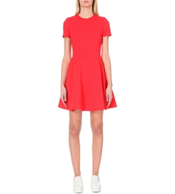 Opening Ceremony - Textured Stretch-Crepe Dress