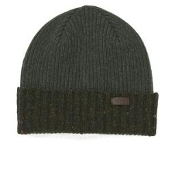 Barbour - Cassop Fleck Pom Hat