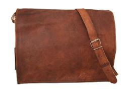 Gusti Leder - Leather Messenger Shoulder Bag