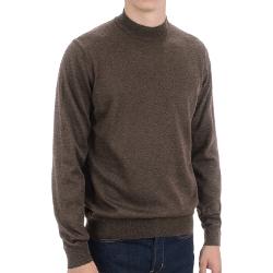 Toscano - Mock Turtleneck Sweater