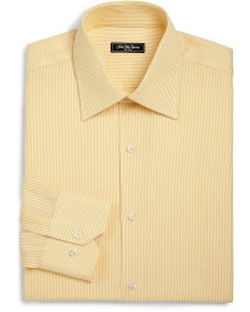 Saks Fifth Avenue Collection - Bengal Stripe Dress Shirt