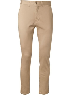 Fadeless - Cropped Chino Trouser Pants