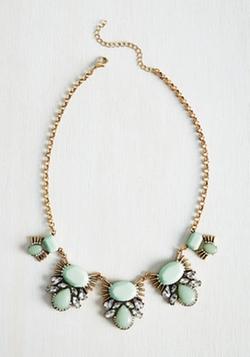 ModCloth - Ornate It Great? Necklace