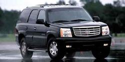 Cadillac - 2002 Escalade Base