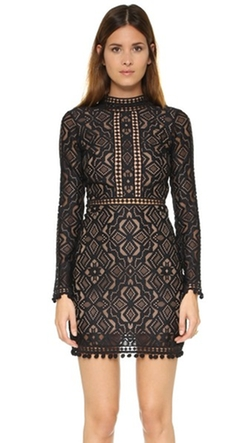 For Love & Lemons  - Florence Cocktail Dress