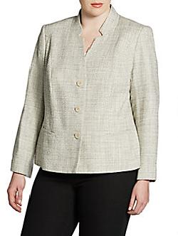 Lafayette 148 New York - Tweed Jacket
