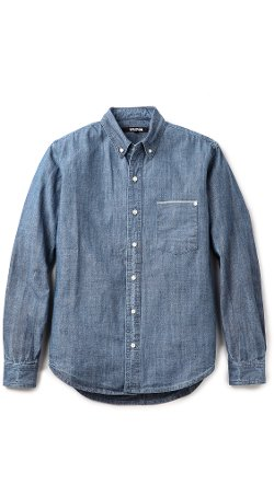 Baldwin Denim  - William Selvedge Shirt