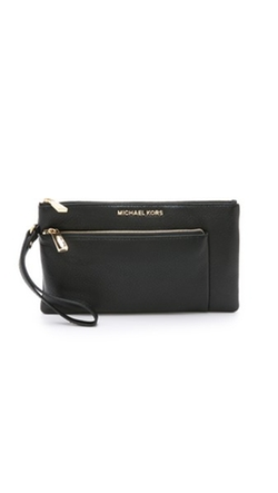 Michael Michael Kors - Riley Large Zip Pouch