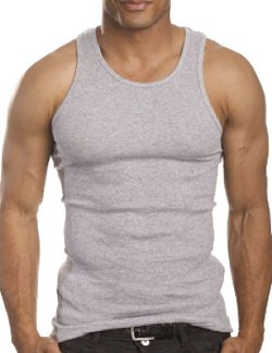 Trurendi - Premium Cotton Tank Top Shirt