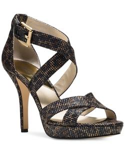 Michael Michael Kors - Evie Platform Sandals