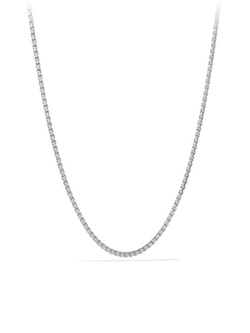 David Yurman  - Box Chain Necklace
