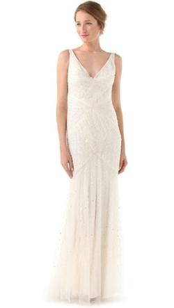 Reem Acra - Angelica Gown