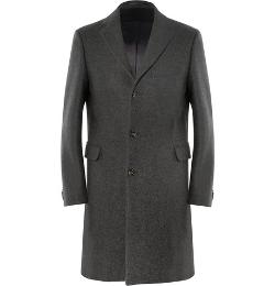 Acne Studios   - Garret Slim-fit Wool Overcoat