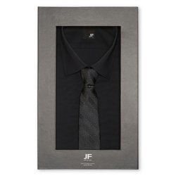 JF J. Ferrar - Boxed Shirt and Tie Set