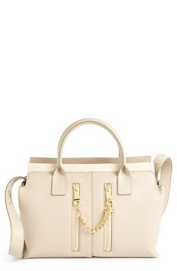 Chloé - Small Cate Leather Satchel Bag