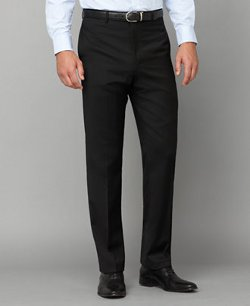 Tommy Hilfiger  - Flat-Front Trim-Fit Pants