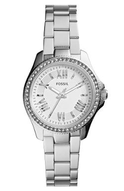 Fossil  - Cecile Top Ring Bracelet Watch