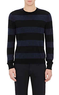 Barneys New York  - Striped Sweater